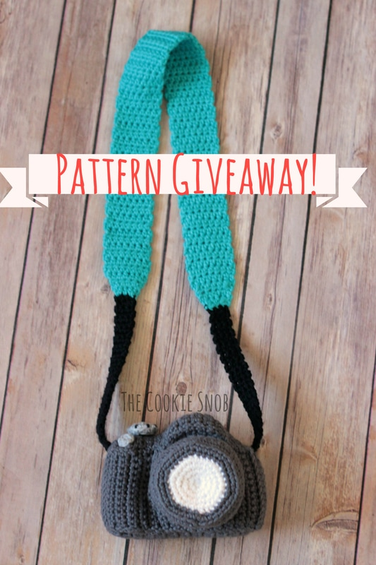 Camera Pattern Giveaway