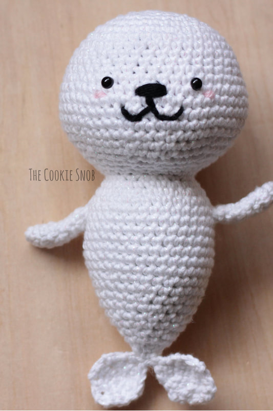 Holiday Seal Free Crochet Pattern
