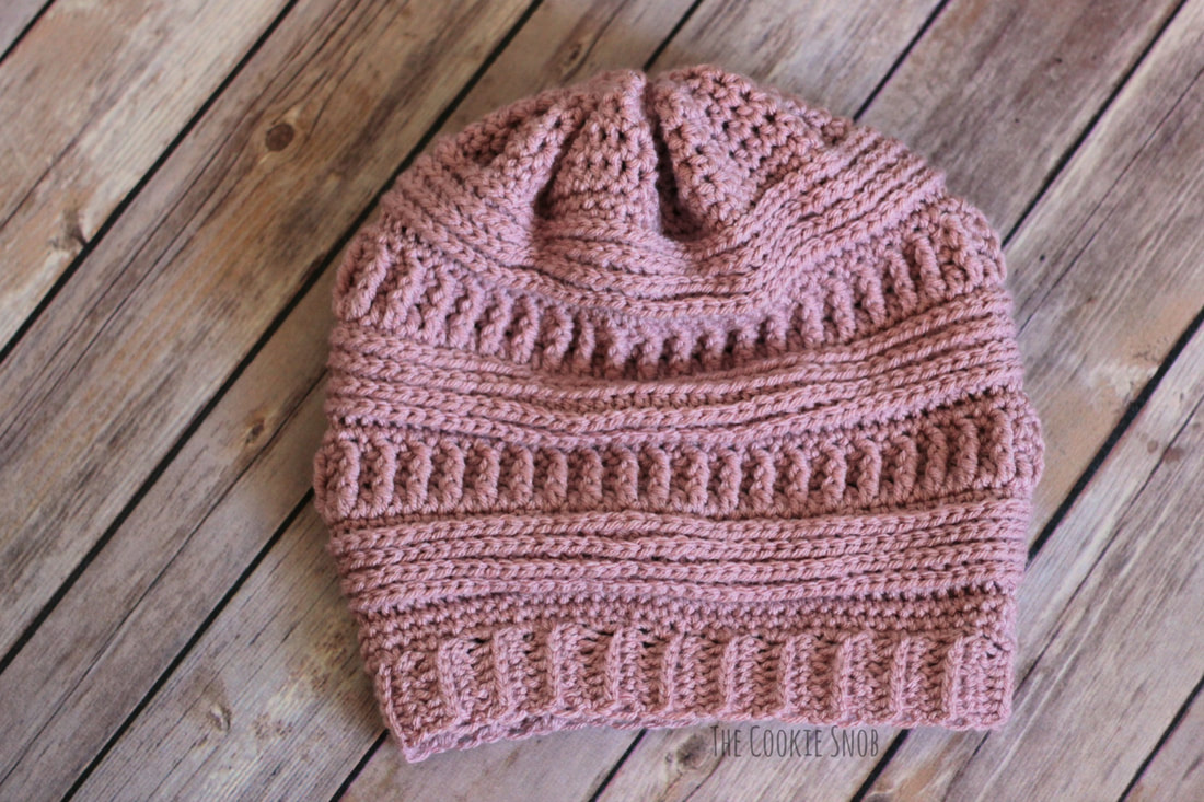 3 Ml Slouchy Beanie The Cookie Snob