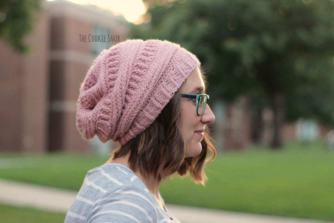 3 mL Slouchy Beanie Free Crochet Pattern 5c52adaed9b