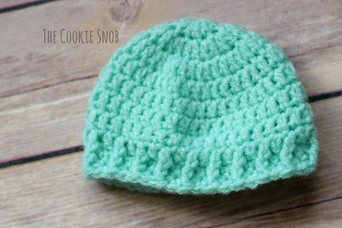 Preemie Hats Free Crochet Patterns